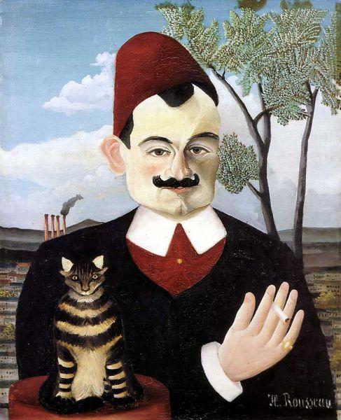 Портрет Пьера Лоти