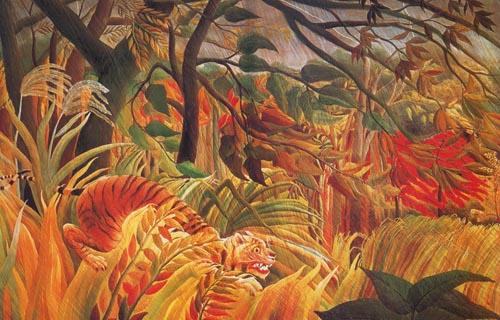 Буря в джунглях