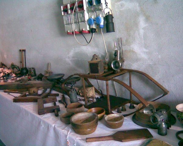 музей старой крестьянской утвари