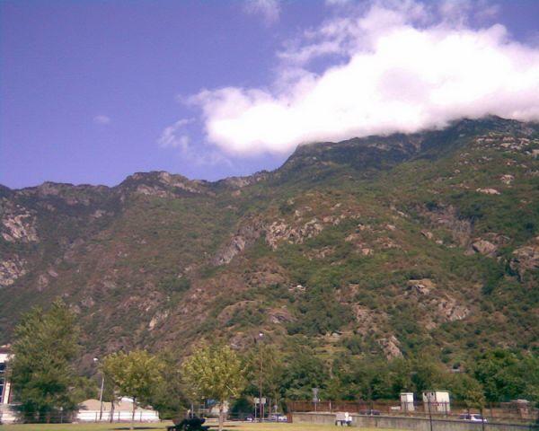 горы вокруг нас