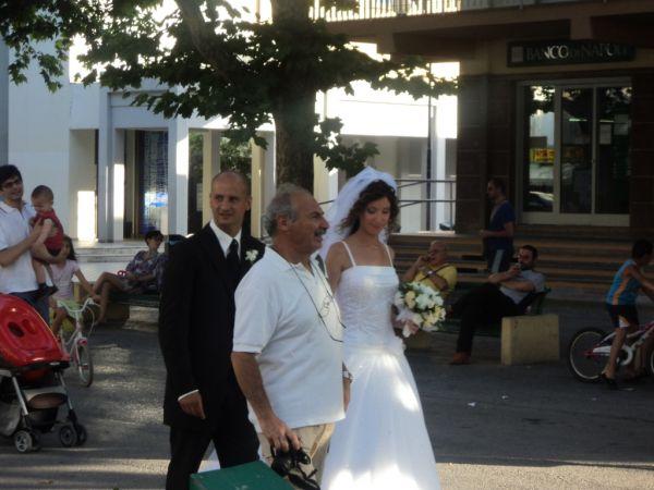 Свадьба -победа оптимизма над здравым смыслом.