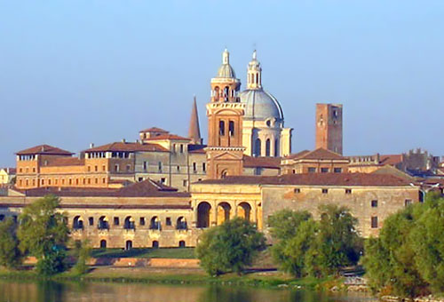 Мантуя (Mantova) и Саббьонета (Sabbionetaa). Фото