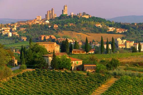 Сан-Джиминьяно (San Gimignano)