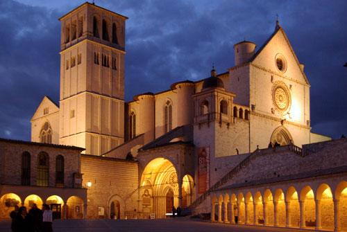 Ассизи (Assisi). Фото