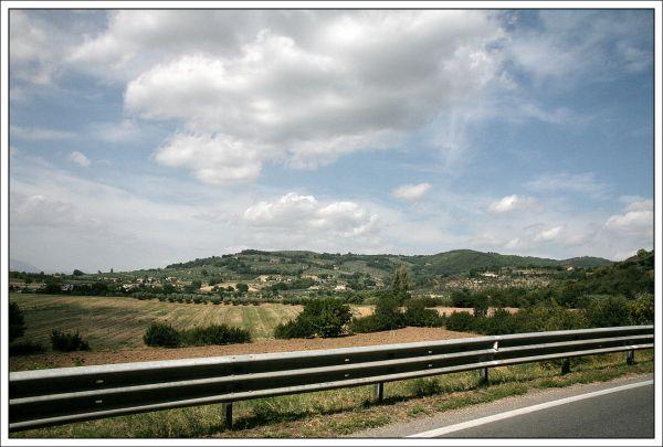 Дорога в Ассизи