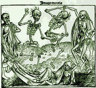 Михаэль Вольгемут, Пляска смерти, 1493