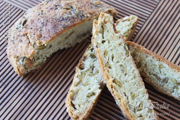 Фокачча, итальянский хлеб: рецепт с фото