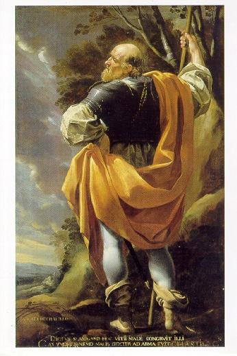 Портрет Гоше де Шатильон