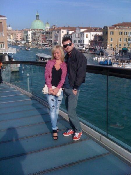 Венеция встречает солнцем