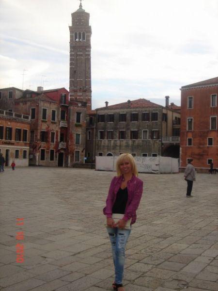 пьяная башня в Венеции))